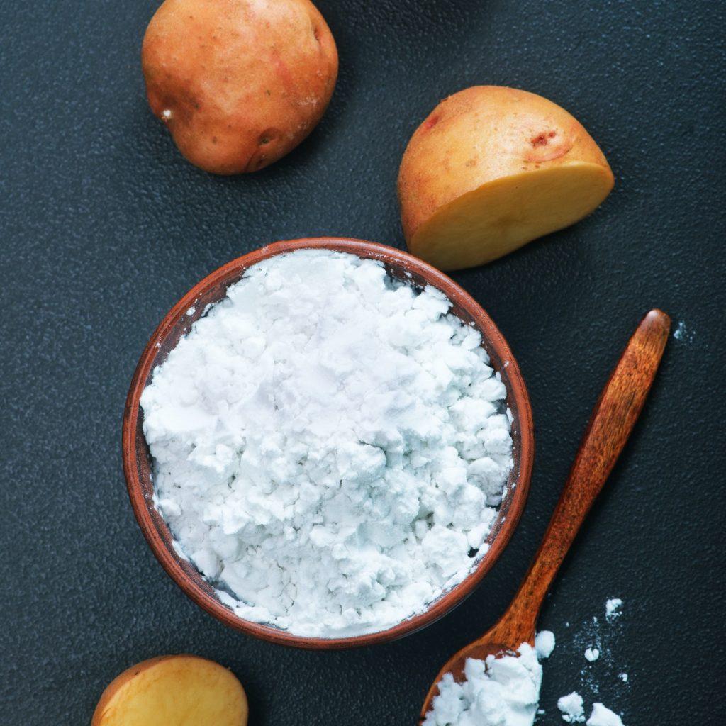 Glutenfri meltyper - kartoffelmel
