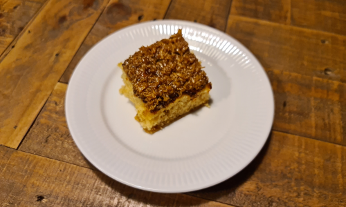 Glutenfri drømmekage fra Brovst
